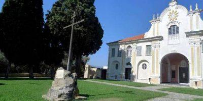 Santuario di Santa Croce al Monta Calvario