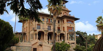 Villa Grock di Imperia
