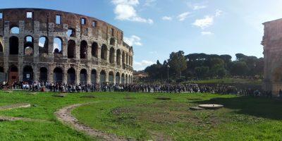 Colosseo - Roma di Daniella Macrì