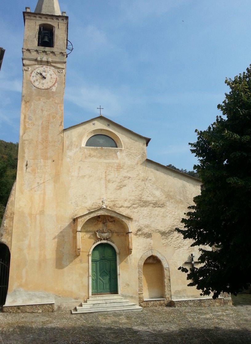 Chiesa di Castelvecchio - SV di Daniella Macrì