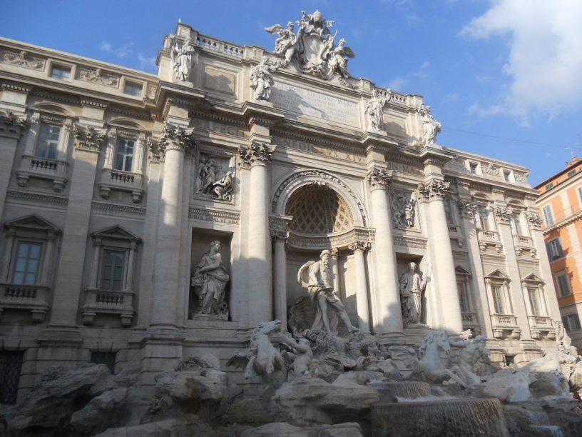 Fontana di Trevi - Roma di Daniella Macrì