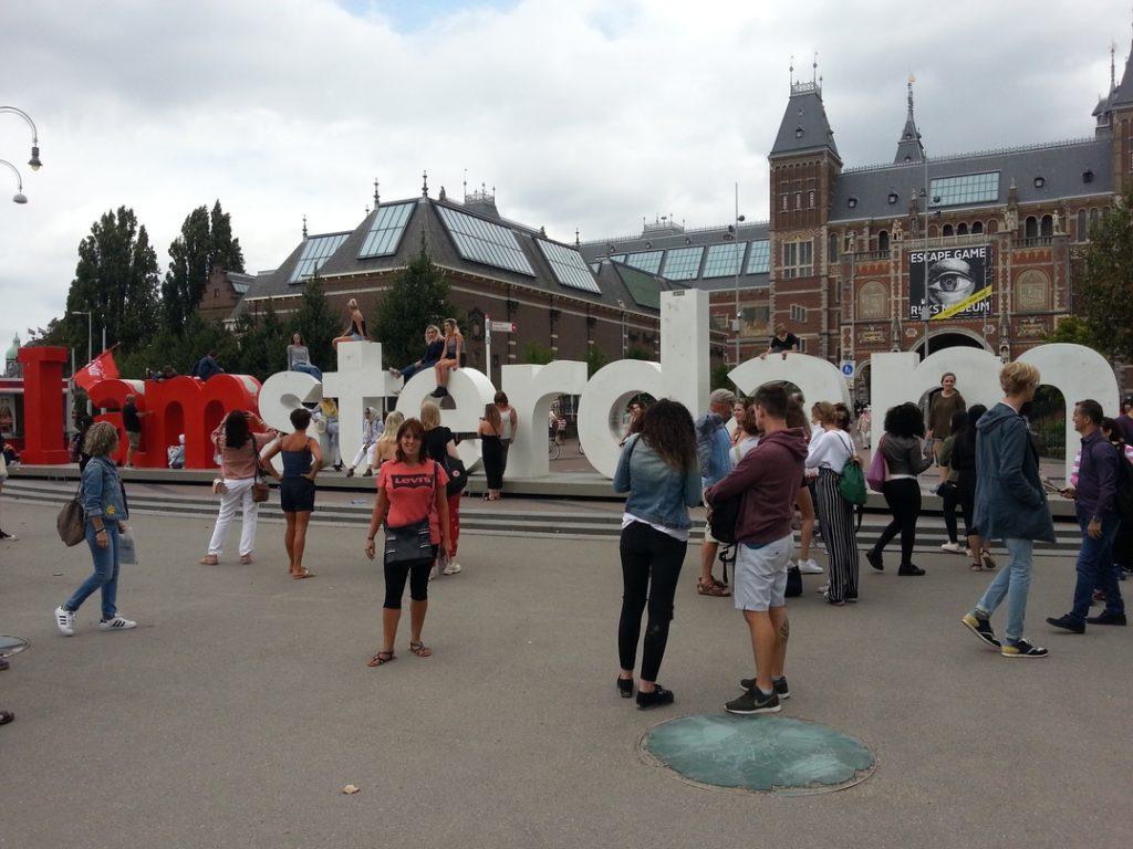 Daniella al Rijkmuseum