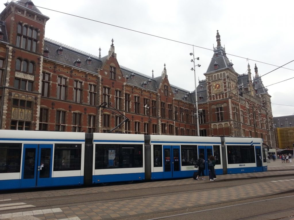 Stazione ferroviaria di Amsterdam