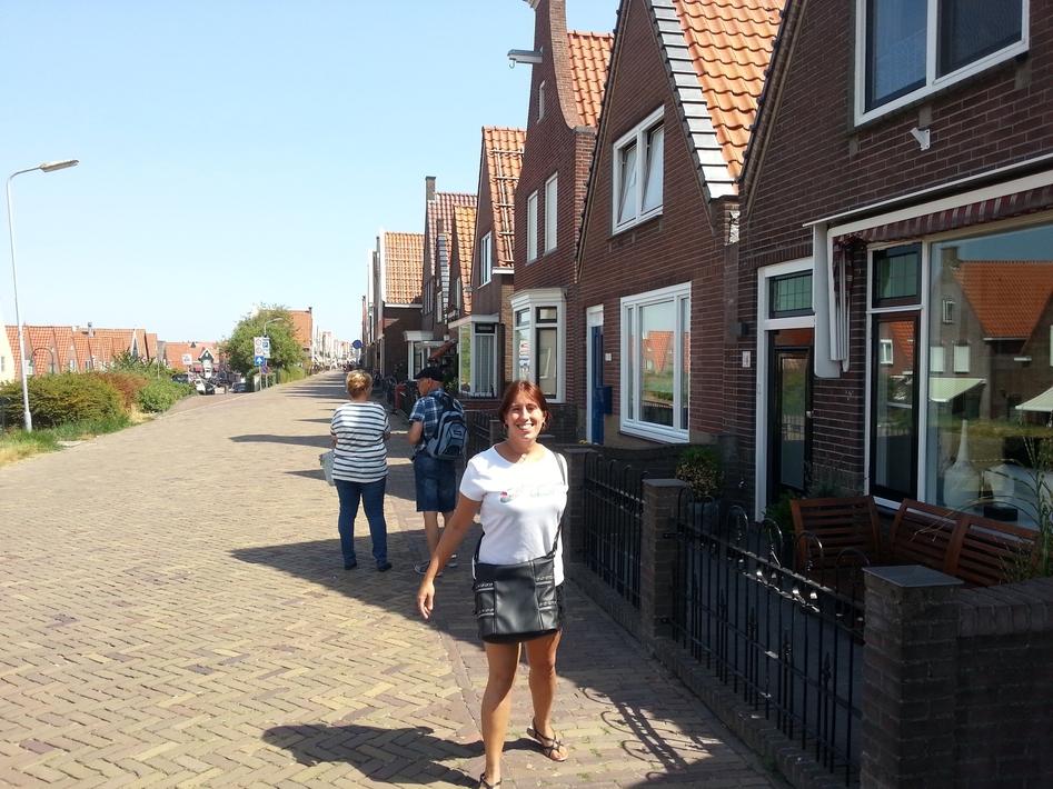 Antico villaggio di Volendam