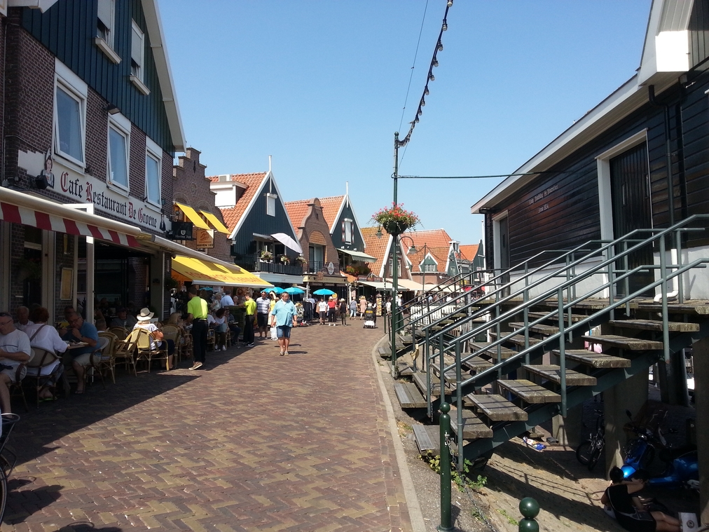 Passeggiata di Volendam