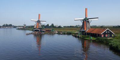 I mulini di Zaanse Schans