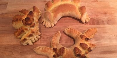 Il pane sardo delle feste