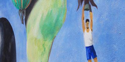 Bellissimi - Murales Volare