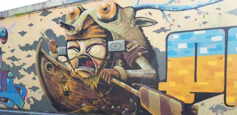 La Street Art a Imperia