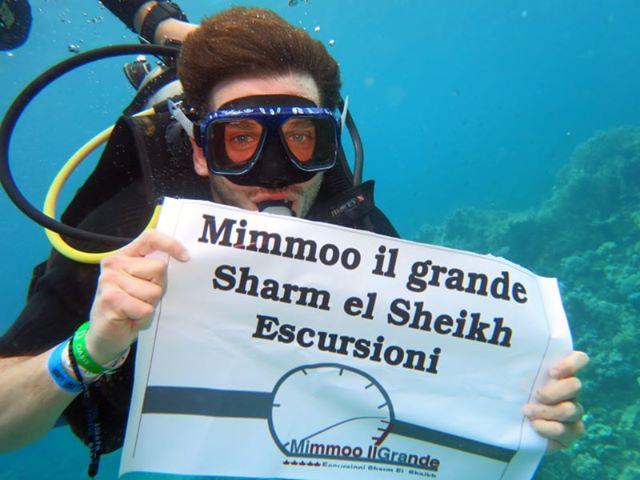 Mimmoo Il Grande Sharm el Sheikh Escursioni