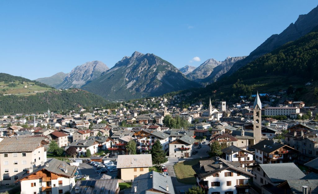 Lombardia – Valtellina da Colico a Bormio