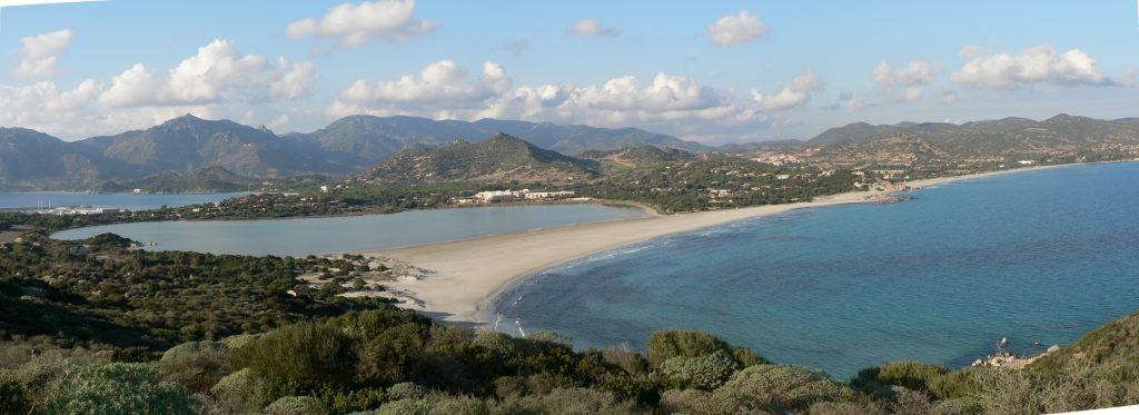 Porto Giunco - Cagliari - Sardegna