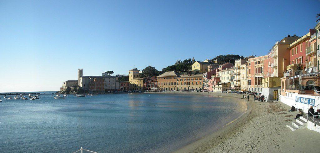 Baia del Silenzio - Genova - Liguria
