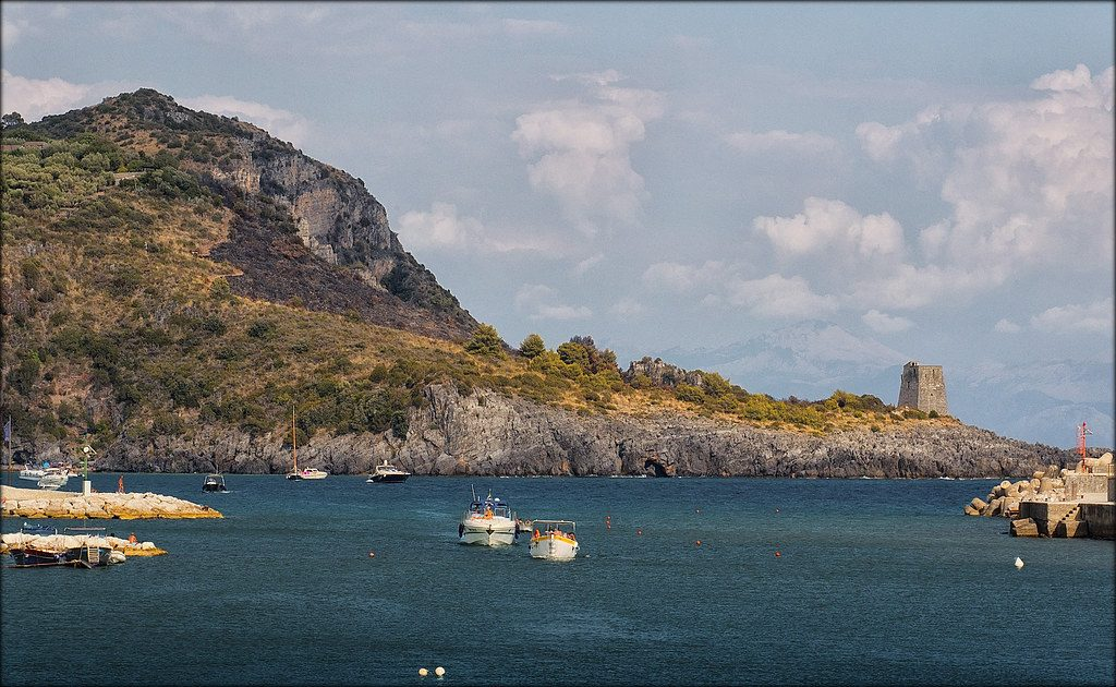 Marina di Camerota -Salerno - Campania