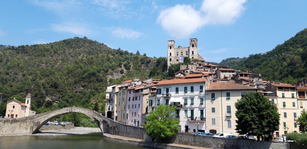 Il ponte romano del XIV secolo
