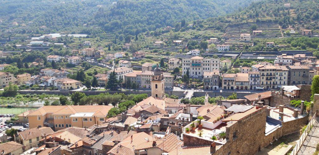 Vista panoramica dal Castello dei Doria