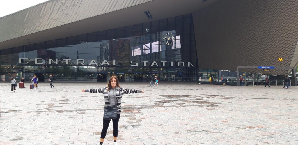 Stazione centrale di Rotterdam