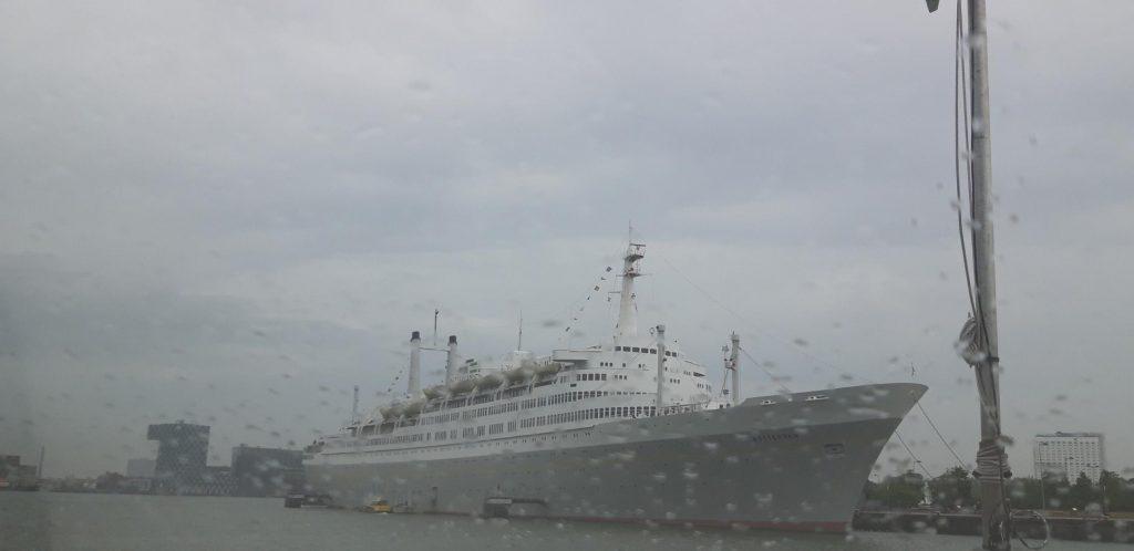 Nave ss Rotterdam