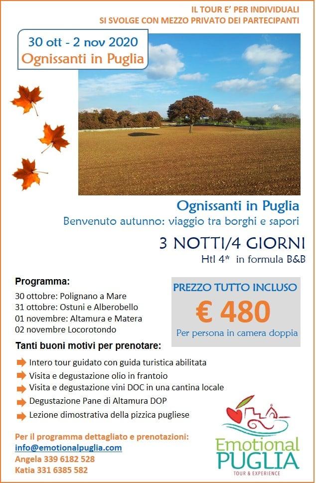 Ognissanti in Puglia