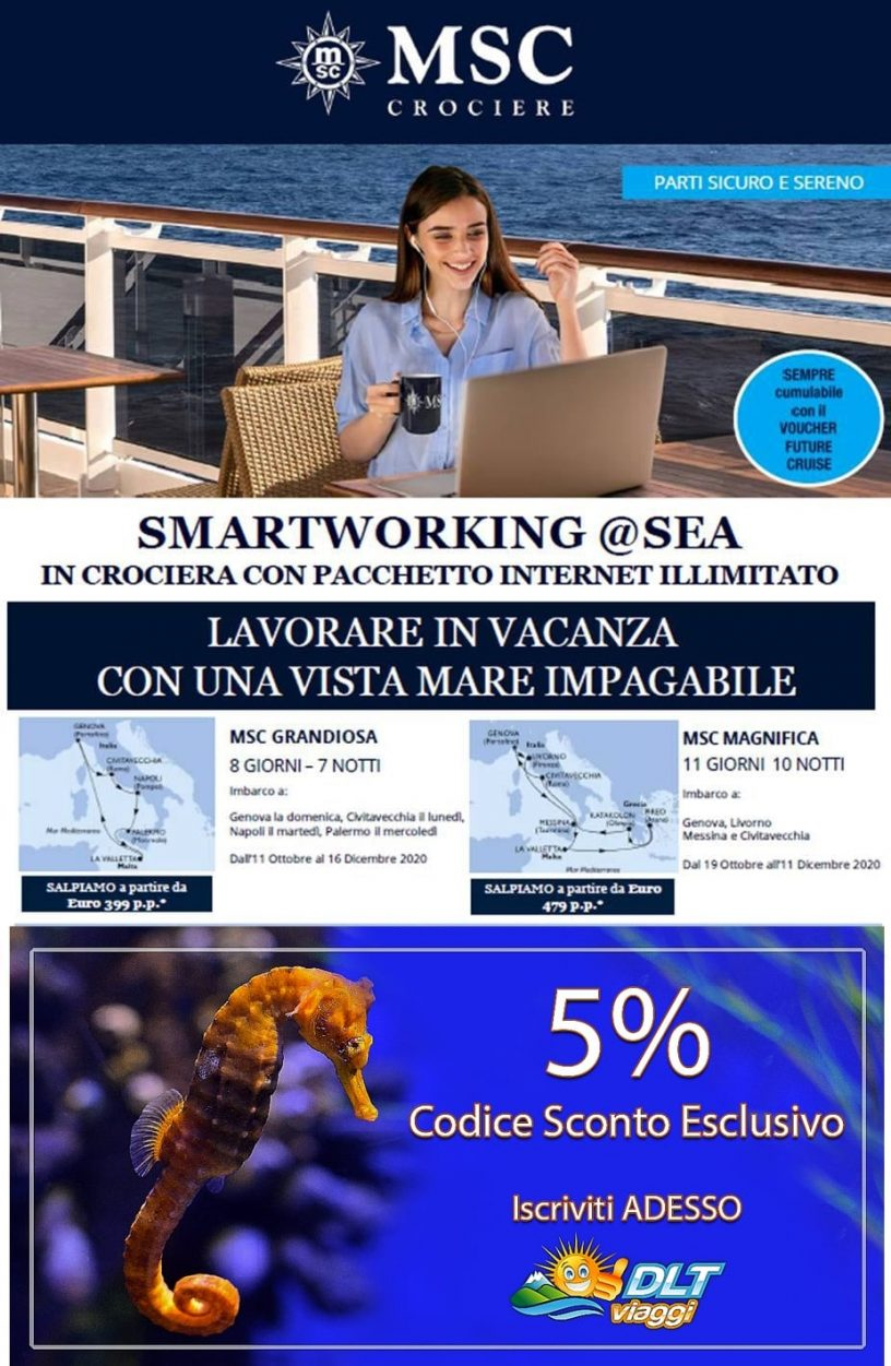 Smartworking @SEA