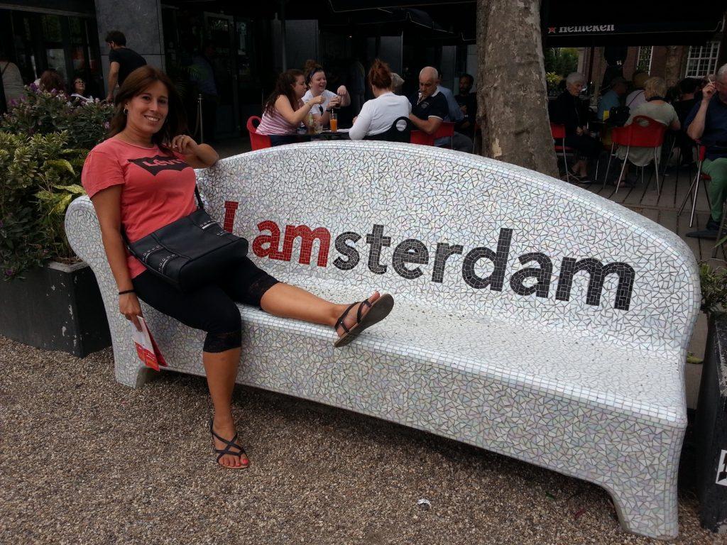 Daniella ad Amsterdam