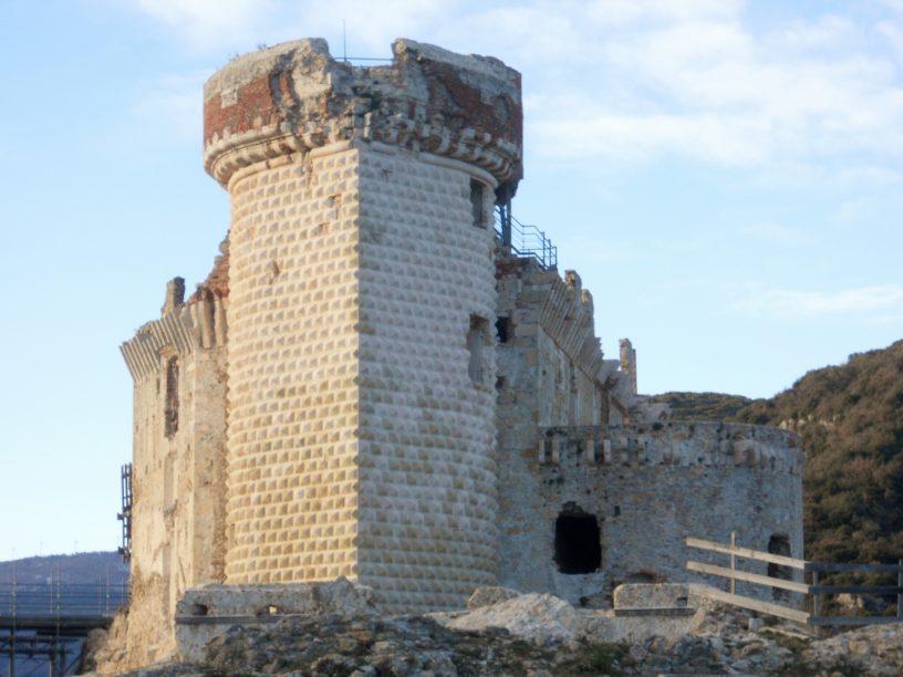 Castello di Finalborgo - SV di Daniella Macrì