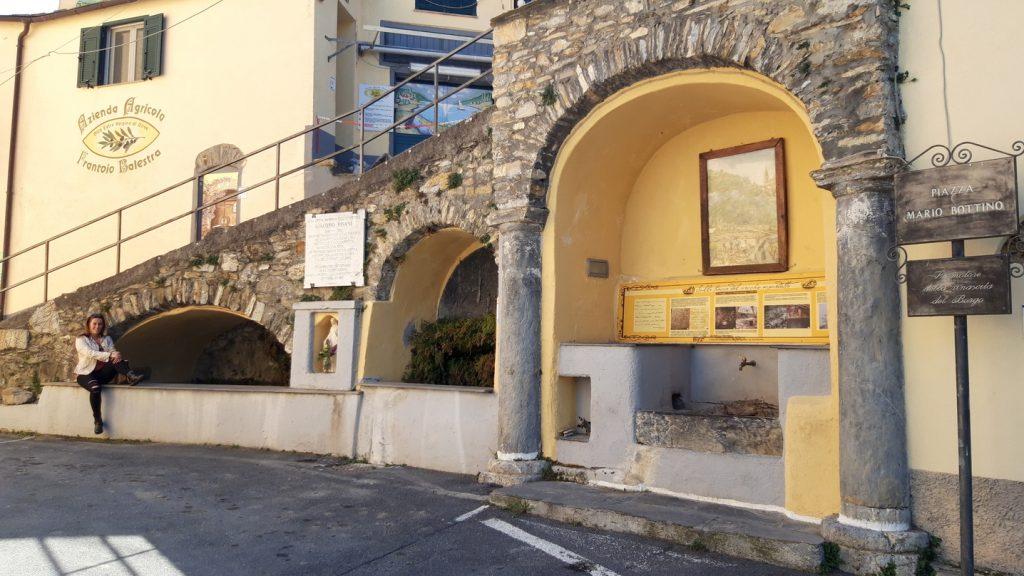 Le tre fontane di Valloria