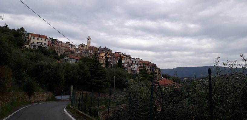 Torrazza e la sua torre Saracena