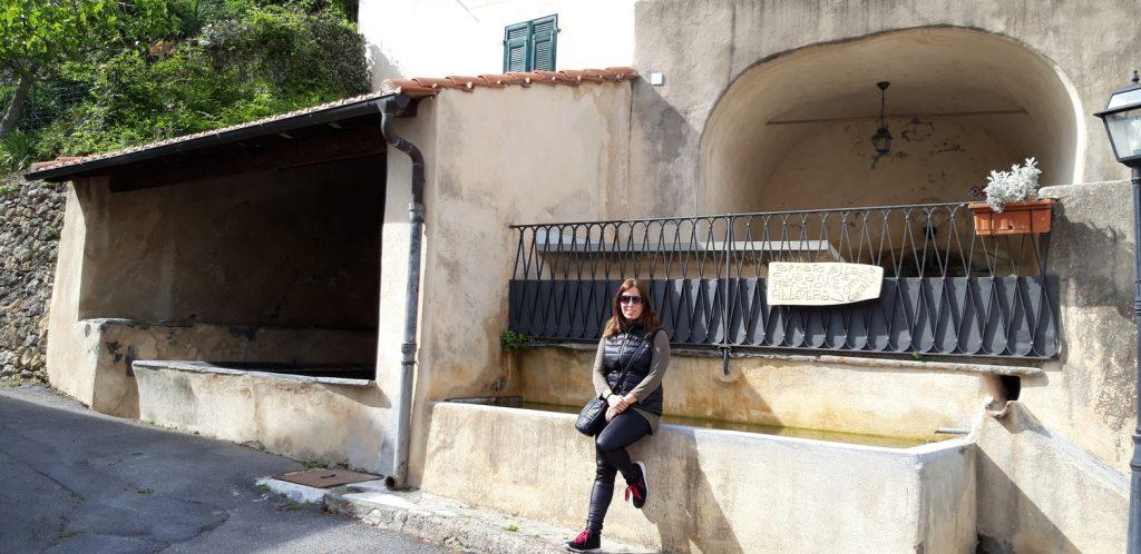 Daniella a Balestrino