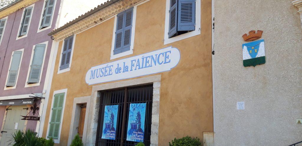 Il museo di Faience