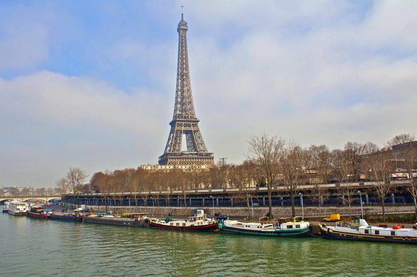Parigi città dell'amore