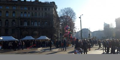 La fiera degli Oh Bej Oh Bej a Milano