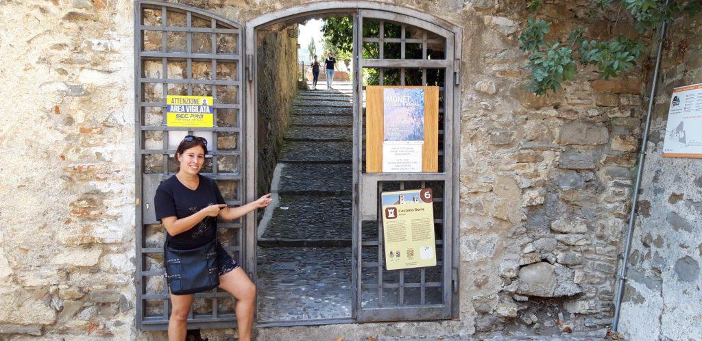 Ingresso al Castello dei Doria
