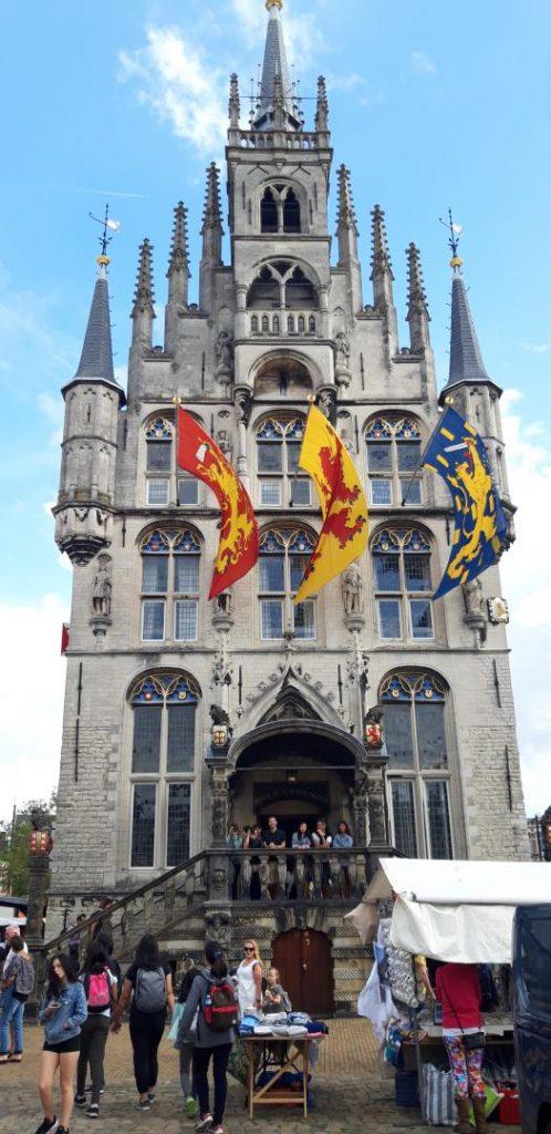 Lo Stadhuis di Gouda