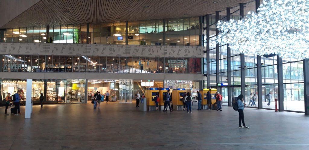 Struttura interna della Stazione Centrale