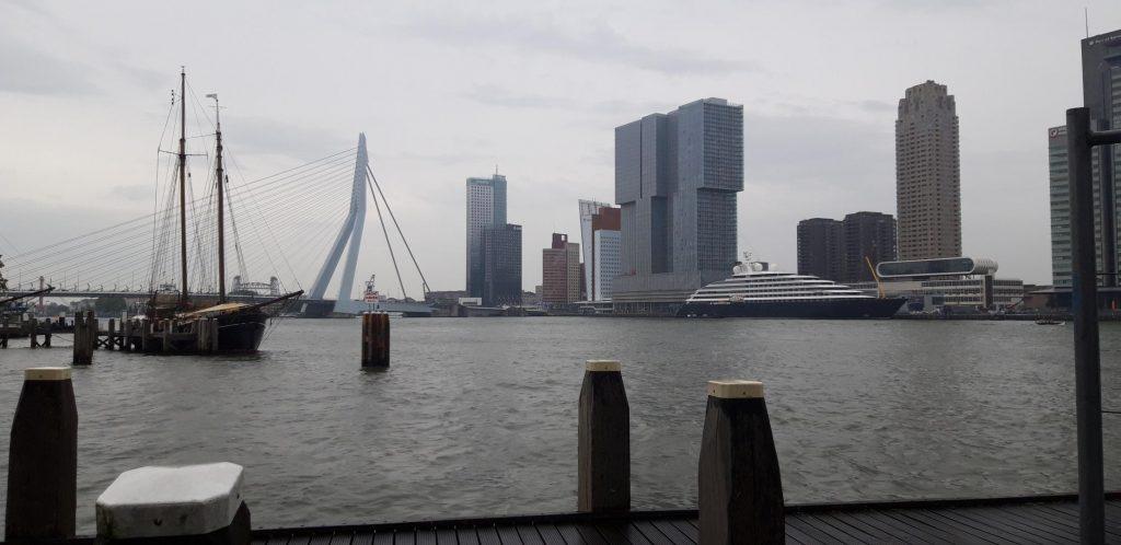 Vista del quartiere di Kop Van Zuid