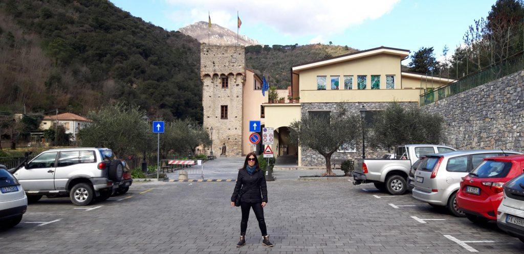 Torre in corrispondenza con la Porta Sottana