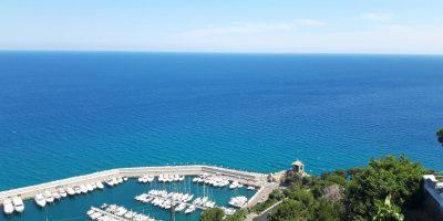 vista panoramica Alassio