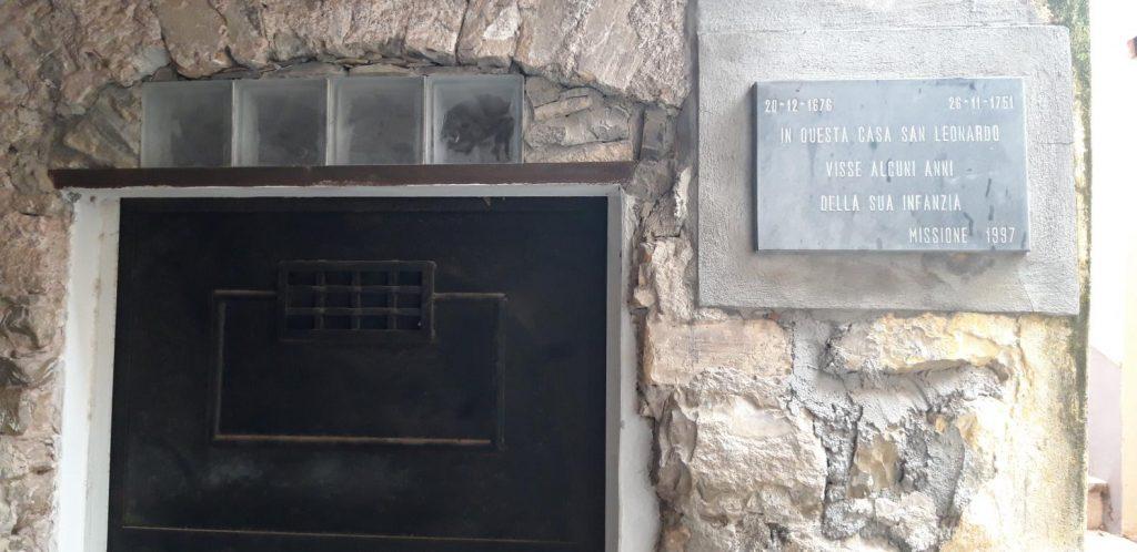 Artallo - Casa natale di San Leonardo