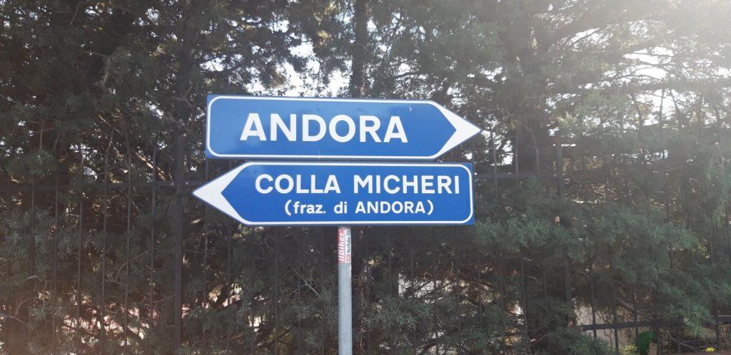 Colla Micheri - Andora - SV